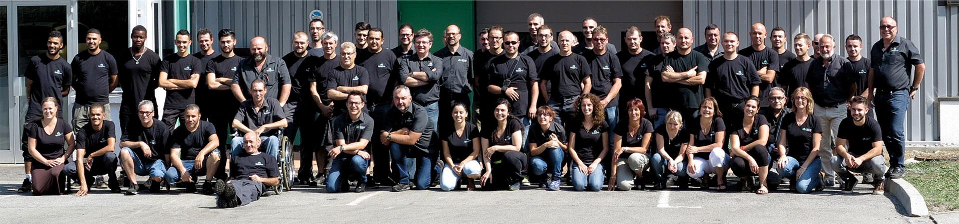 Groupe HBP Equipe